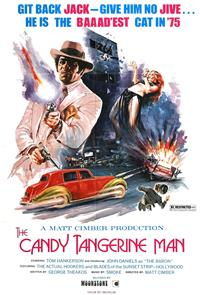The Candy Tangerine Man (1975) Poster