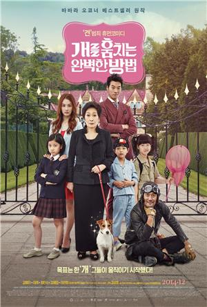 How to Steal a Dog (2014) 1080p Poster