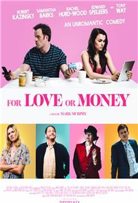 For Love or Money (2019) 1080p Poster