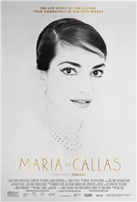 Maria by Callas (2017) Poster