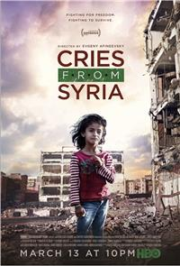Cries from Syria (2017) 1080p Poster