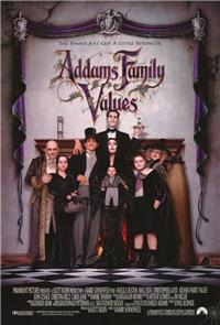 Addams Family Values (1993) 1080p Poster