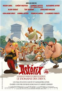Asterix: The Mansions of the Gods (2014) Poster