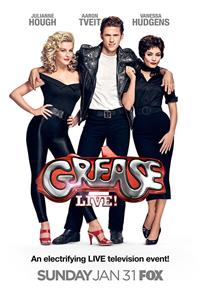 Grease Live (2016) 1080p Poster