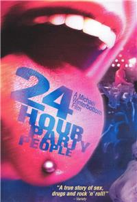 24 Hour Party People (2002) 1080p Poster