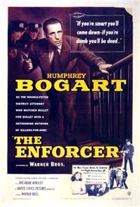 The Enforcer (1951) Poster