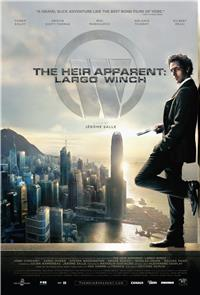 The Heir Apparent: Largo Winch (2008) Poster