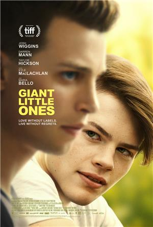 Giant Little Ones (2019) Poster