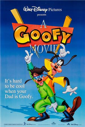 A Goofy Movie (1995) Poster