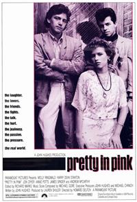 Pretty in Pink (1986) 1080p Poster