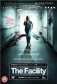 The Facility (2012) 1080p Poster