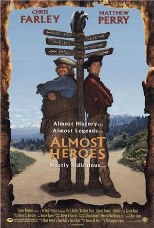 Almost Heroes (1998) 1080p Poster