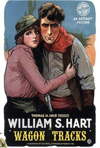 Wagon Tracks (1919) 1080p Poster