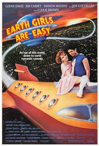 Earth Girls Are Easy (1988) 1080p Poster