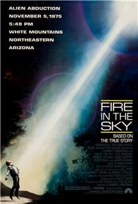 Fire in the Sky (1993) 1080p Poster