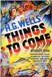 Things to Come (1936) 1080p Poster
