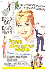 Please Don't Eat the Daisies (1960) 1080p Poster