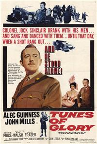 Tunes of Glory (1960) 1080p Poster