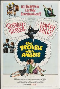 The Trouble with Angels (1966) 1080p Poster