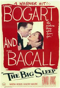 The Big Sleep (1946) Poster