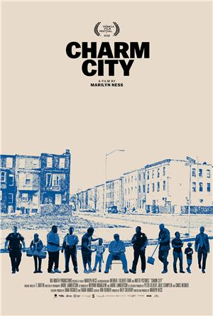 Charm City (2018) 1080p Poster