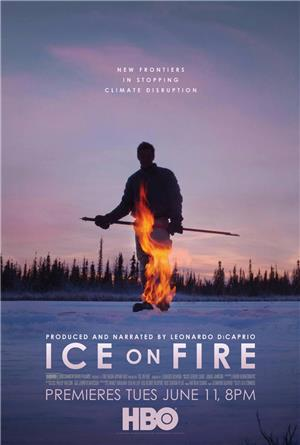 Ice on Fire (2019) 1080p Poster