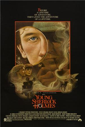 Young Sherlock Holmes (1985) 1080p Poster