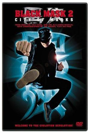 Black Mask II (2002) Poster