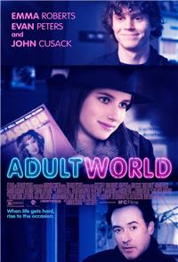 Adult World (2013) 1080p Poster
