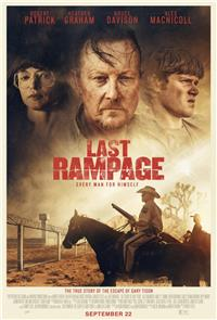 Last Rampage (2017) 1080p Poster