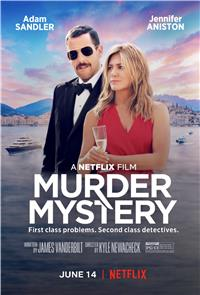 Murder Mystery (2019) 1080p Poster