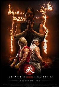 Street Fighter : Assassin's Fist (2014) Poster
