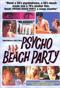 Psycho Beach Party (2000) 1080p Poster