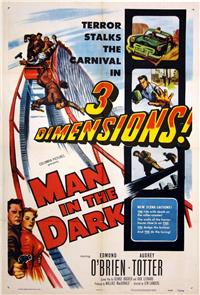 Man in the Dark (1953) Poster