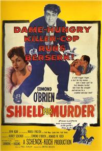 Shield for Murder (1954) 1080p Poster
