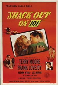 Shack Out on 101 (1955) Poster