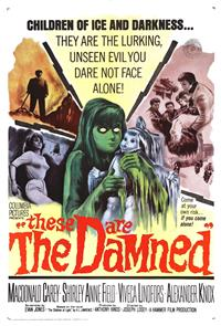 The Damned (1963) 1080p Poster