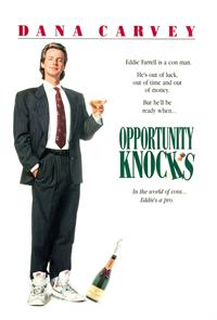 Opportunity Knocks (1990) 1080p Poster