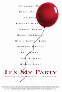 It's My Party (1996) 1080p Poster