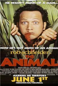 The Animal (2001) 1080p Poster