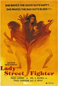 Lady Street Fighter (1981) Poster