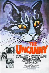 The Uncanny (1977) 1080p Poster