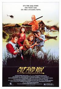 Cut and Run (1985) 1080p Poster