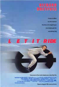 Let It Ride (1989) 1080p Poster