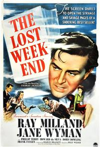 The Lost Weekend (1945) 1080p Poster