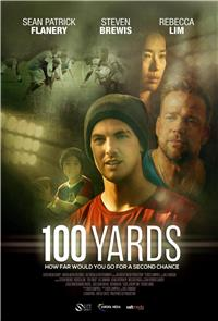 100 Yards (2019) Poster