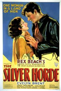 The Silver Horde (1930) 1080p Poster