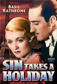 Sin Takes a Holiday (1930) Poster