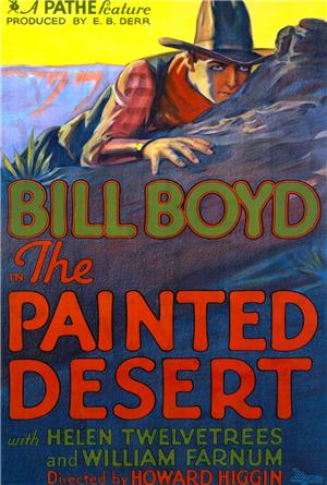 The Painted Desert (1931) 1080p Poster