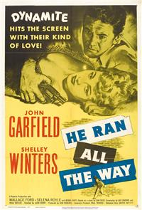 He Ran All the Way (1951) Poster
